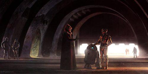 Star Wars Concept 500x250